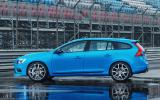 New Volvo V60 Polestar revealed