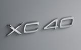Volvo XC40 badging