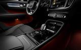 Volvo XC40 centre console