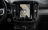 Volvo XC40 360-degree camera-system