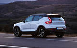 Volvo XC40 rear quarter
