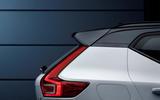 Volvo XC40 rear spoiler