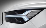 Volvo XC40 LED headlights
