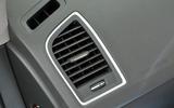 Volvo XC60 air vents