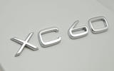 Volvo XC60 badging
