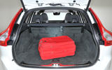 Volvo XC60 boot space
