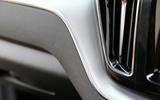 Volvo XC60 dash trim
