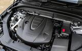 2.0-litre Volvo XC60 D4 diesel engine