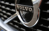Volvo XC60 front badge
