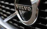 Volvo XC60 front badge