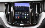 Volvo XC60 online services