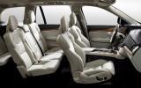 Volvo S80 next to receive XC90's futuristic interior