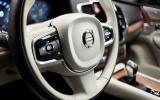 Next-gen Volvo XC90 interior revealed