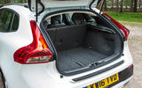 Volvo V40 Cross Country boot space