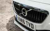 Volvo V40 Cross Country front grille