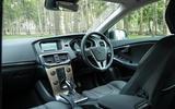 Volvo V40 Cross Country interior