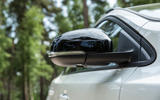 Volvo V40 Cross Country wing mirror