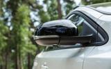 Volvo V40 Cross Country wing mirror