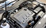2.0-litre TDI Volkswagen Passat Alltrack engine