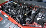 2.0-litre Volkswagen Amarok Canyon engine