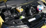 2.0-litre Volkswagen California diesel engine