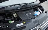 2.0-litre Volkswagen Caravelle BiTDI engine