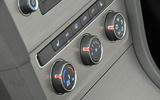 Volkswagen Golf climate control