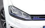 Volkswagen Golf GTE xenon and LED headlights