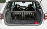 Volkswagen Golf GTI Clubsport S boot space