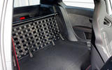 Volkswagen Golf GTI Clubsport S rear space
