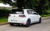 Volkswagen Golf GTI Clubsport S rear