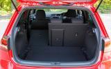 Volkswagen Golf GTI boot space