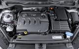 2.0-litre Volkswagen Golf SV diesel engine