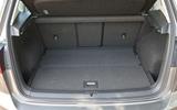 Volkswagen Golf SV boot space