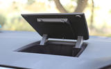 Volkswagen Golf SV cubby hole