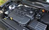 1.6-litre Volkswagen Golf SV diesel engine