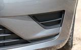 Volkswagen Golf SV front bumper