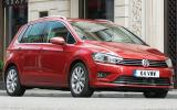 4 star Volkswagen Golf SV GT 1.4 TSI