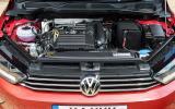 1.4-litre Volkswagen Golf SV engine