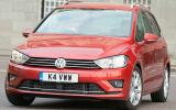 Volkswagen Golf SV GT 1.4 TSI UK first drive review