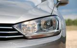 Volkswagen Golf SV headlights
