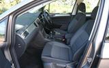 Volkswagen Golf SV interior