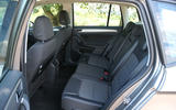 Volkswagen Golf SV rear seats