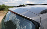 Volkswagen Golf SV rear spoiler