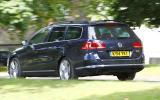 Volkswagen Passat estate rear