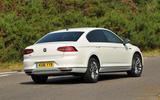 Volkswagen Passat GTE rear