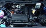 1.4-litre TSI Volkswagen Polo engine