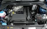 Volkswagen Polo GT TSI engine