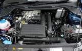 Volkswagen Polo GT TSI engine
