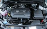 1.8-litre TSI Polo GTI engine